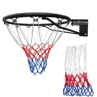 Basketball Mesh Net Rim Nylon Heavy Duty Thread Sports Sportingequipment - intl