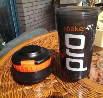 Shaker Pro Whey Protein Sports nutrition blender Protein Powder Sport Bottle - intl
