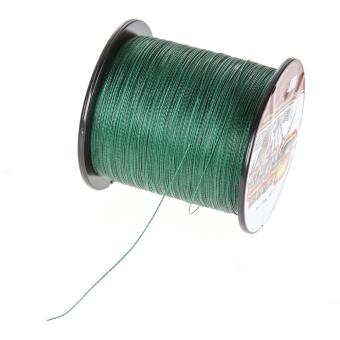 Harga 500M PE 4 Braided Fishing Line Strong Braided Lines Strands Wire 30LB(Export)