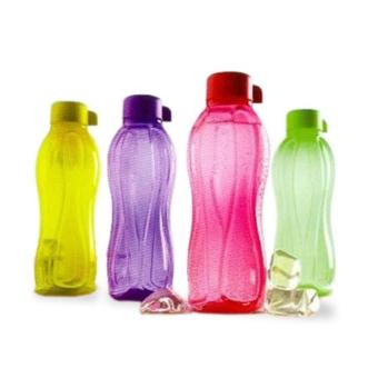 Harga TupperWare AquaSafe Water Bottle 1 Litre(Yellow)