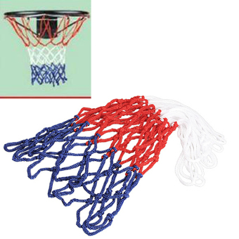 5mm Sports Red Basketball Rim Mesh Net - 5