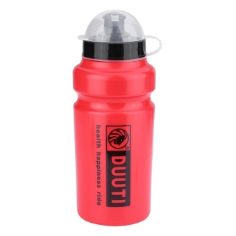 500ml Sport Cycling Anti-slip Bicycle Drink Water Bottle (red) - intl