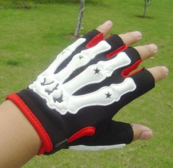 Harga Outdoor riding half finger riding gloves half finger gloves
