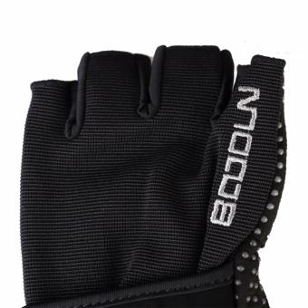 Boodun Men Women Genuine Leather Gloves 7140170 - intl - 3
