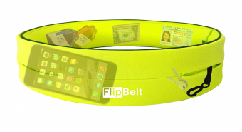 Harga FlipBelt Hook - Medium (Neon Yellow). Made in USA.