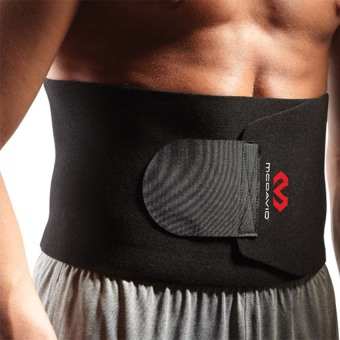 Harga McDavid 491 Level 1 Waist Trimmer (Black)