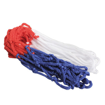 LeadSea Durable Standard 5mm Nylon Thread Sports Basketball RimMesh Net (Multicolor)