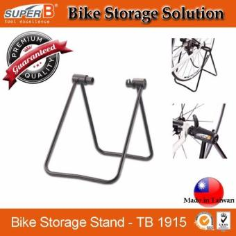 Harga [SuperB] Super Bike Tool. TB 1915 Bike Stand. Bicycle Storage Stand. Foldable Display Stand. Repair Stand. 20 - 29 inches. Fit most Shimano and Campagnolo Wheelset.