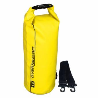 Harga Overboard Waterproof Dry Tube Bag 12 Litres Yellow