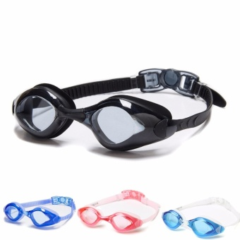 Harga SpeedFly Swimming Goggles Anti Fog Goggles Men Women Adjustable High Quality Silicone Pool Water UV Swimming Glasses - intl