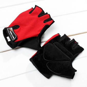 Harga Outdoor Cycling Half Finger Gloves