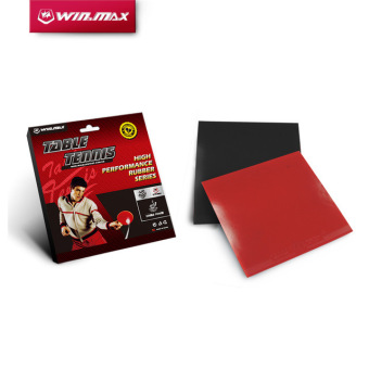 Harga 4mm Thick Table Tennis Rubber(Random Color) - intl