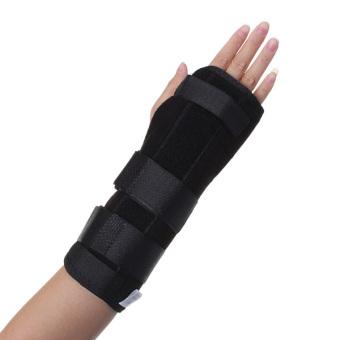Wrist Brace Support Splint For Carpal Tunnel Arthritis Sports Sprain Strain Pain Left L - 3