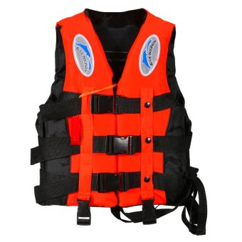 Harga Adult Life Jacket Orange