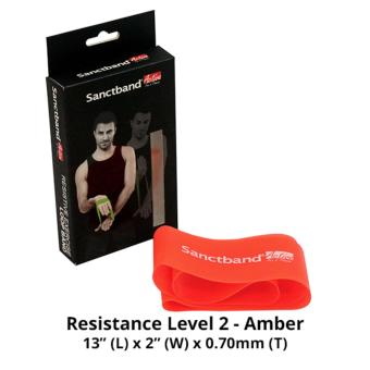 Harga Sanctband Active Loop Band (Resistance Level 2 - Amber)