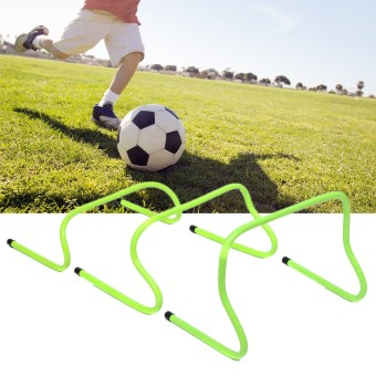 "1pcs AGILITY HURDLES 6"" Football Rugby Speed Training [Net World Sports] 23x31x46cm - intl - 2"