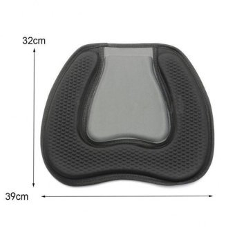 MagiDeal Comfortable Soft Padded On Top Seat Cushion Pad For Kayak Canoe Fishing Boat - intl - 3