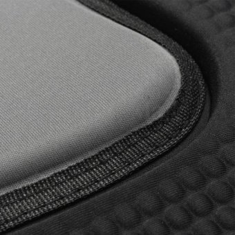 MagiDeal Comfortable Soft Padded On Top Seat Cushion Pad For Kayak Canoe Fishing Boat - intl - 4