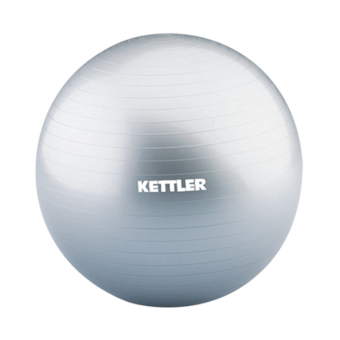Harga Kettler: KAB0765 Gym Ball 65cm with hand pump (Silver)