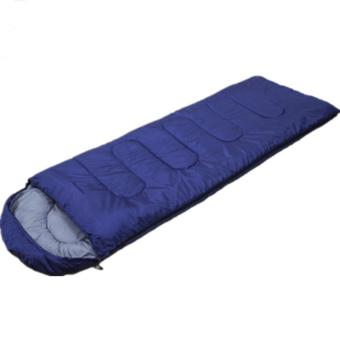 Harga Outdoor envelope type Thicken Waterproof Sleeping Bag pad - intl