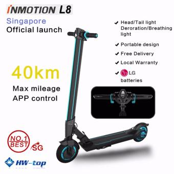 Harga Inmotion L8F Authorized sole distributor Best electric scooter