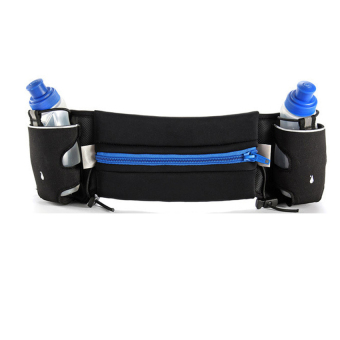 Harga New Waist Packs Running Belt Sports Water Bottle Beltmarathon Sport With 2 Bottles - intl