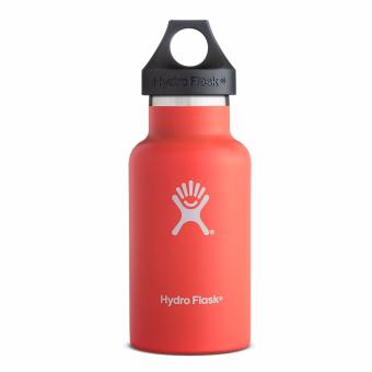 Harga Hydro Flask 12oz. Standard Mouth Water Bottle(Lava)