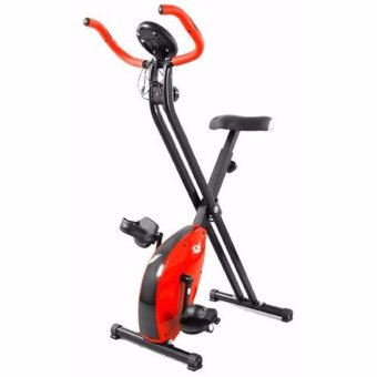 Harga Foldable Exercise Bike X1E USA Brand