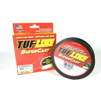 Harga Tuf Line Super Cast Braided Spectra Line 20lb 300yds Green (4882) 87852004882