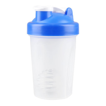 400ml Smart Shake Protein Shaker Mixer Cup Potable Drink Whisk Bottle Sports