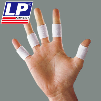 Harga 10 only US LP645 finger guard sets Basketball Guard finger Tennis Volleyball Fitness Sports bandage finger joint Protective gear