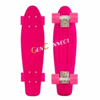 Penny Style Board Skateboard 22 inch (Classic Hot Pink)
