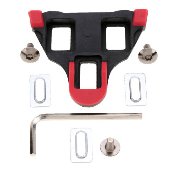 Self-locking Cycling Pedal Bike Road Bicycle Cleat for SPD-SL Bicycle Pedal - 2
