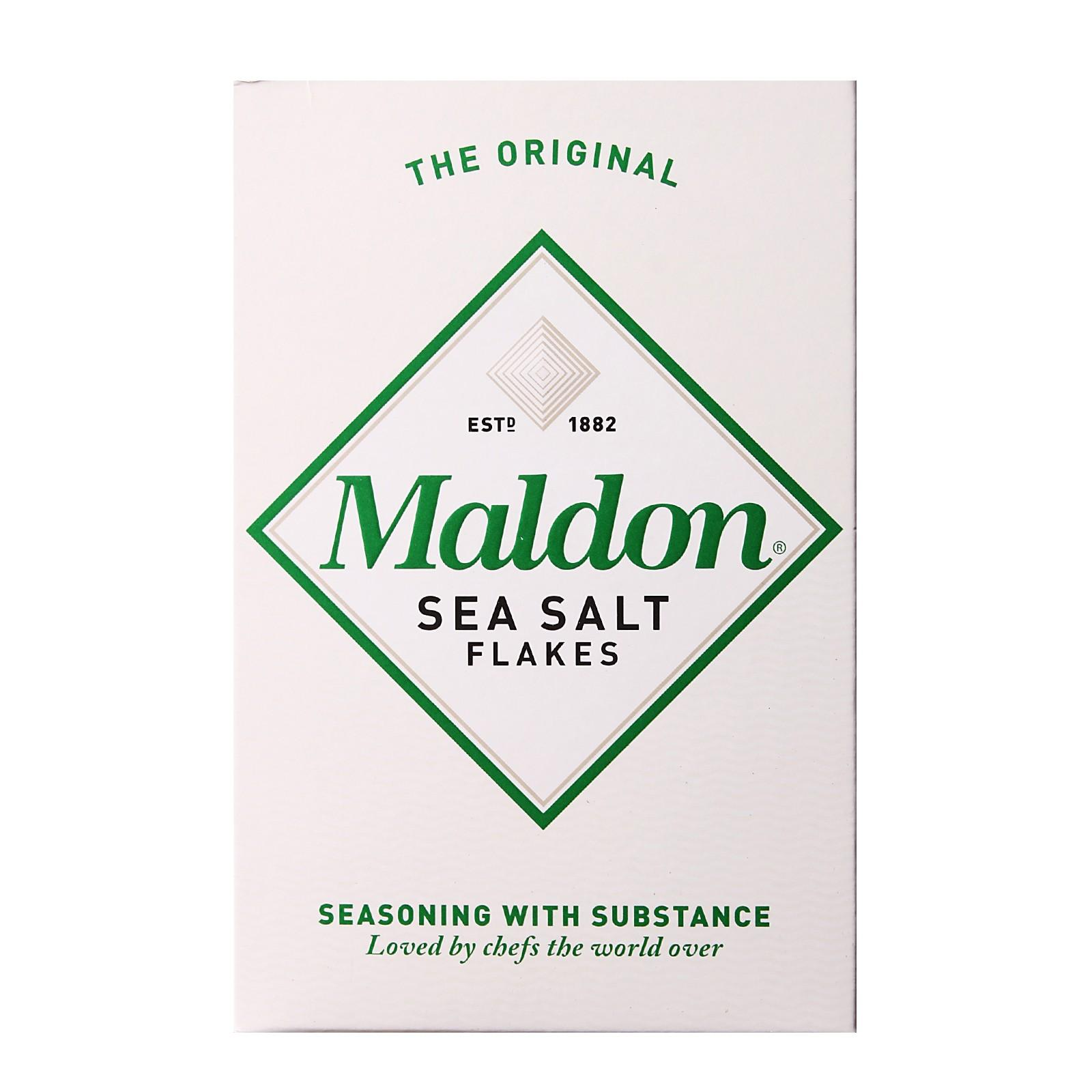 Maldon Sea Salt Smoked Sea Salt