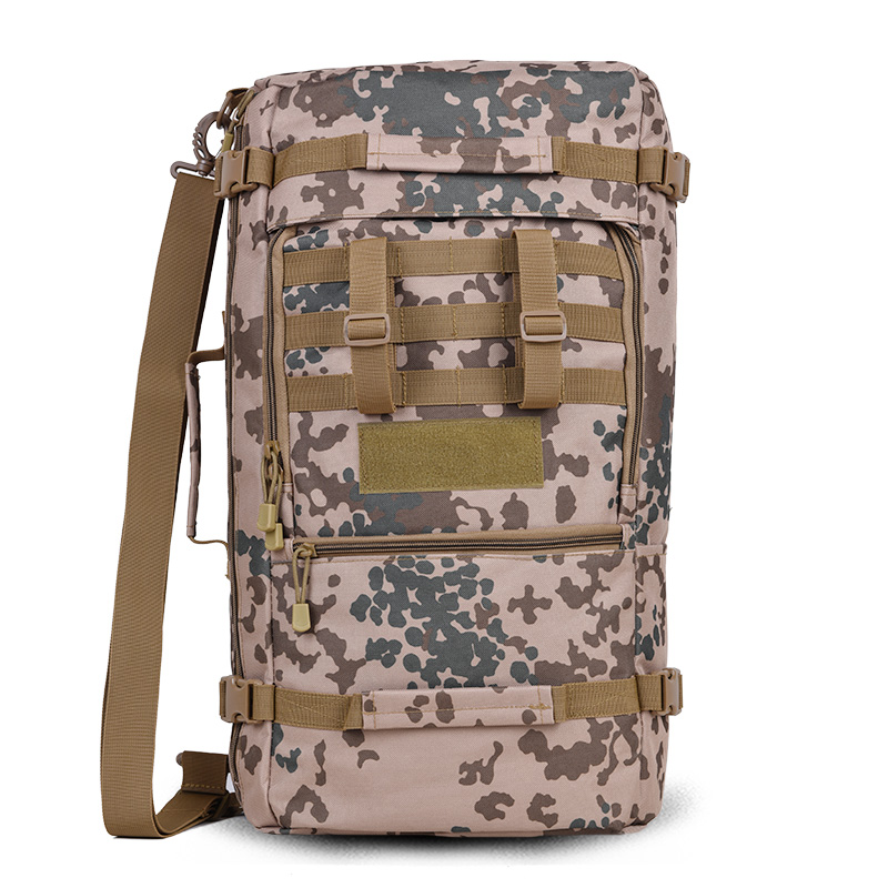 45l60l men and women shoulder backpack outdoor mountaineering bags (45L DS spot camouflage) (45L DS spot camouflage)