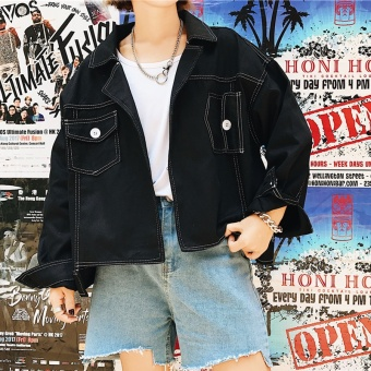 Taobao short open jacket, Popular short open jacket of Taobao ...