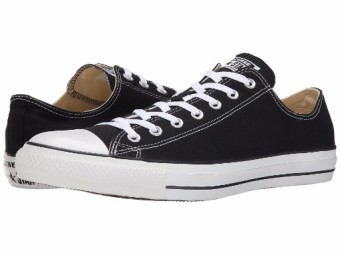 Converse Chuck Taylor One Star Pro OX Black White NWT