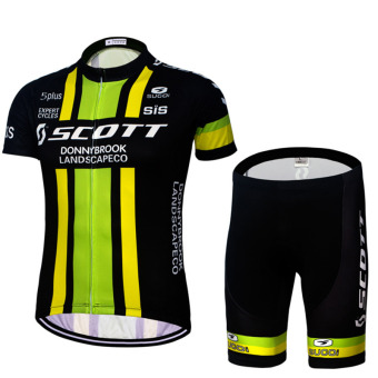 Cycling Bicycle Bike Outdoor Jersey Shorts Breathable Riding JacketPants - intl
