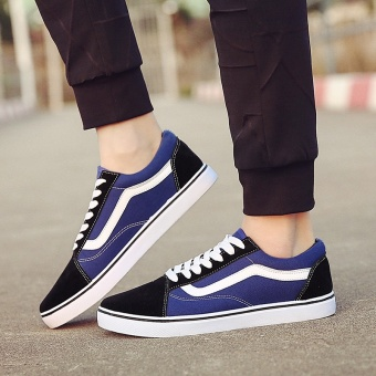 Fashion Brand Unisex Fashion Old Skool Skate Shoes for Men and Women - intl - 2