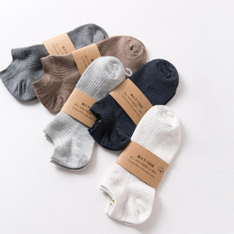 Gentleman high quality spring and summer men's socks