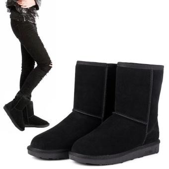 Hot Sale Sunwonder Women Winter Warm Snow Half Boots Shoes 6 Colors- intl - 2