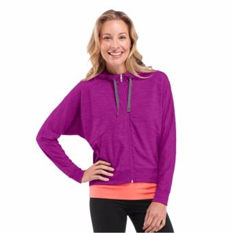 Icebreaker Merino Sublime Long Sleeve Zip Vivid