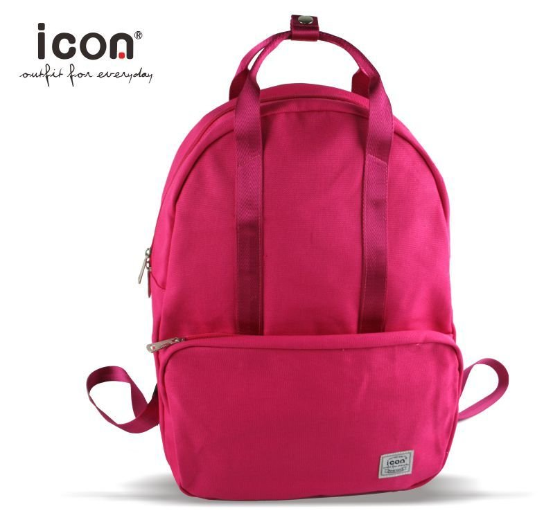Icon рюкзак розовый рюкзак складывается