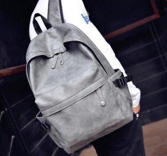Men 's Shoulder Bag Leisure Shoulder Bag Men' s Lounge Men 's Backpack Schoolbag - intl - 4
