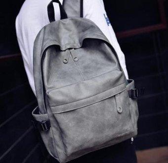 Men 's Shoulder Bag Leisure Shoulder Bag Men' s Lounge Men 's Backpack Schoolbag - intl - 3