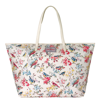 Harga Cath Kidston Women's handbag canvas bag casual bag Tote Bag- Bird - Intl