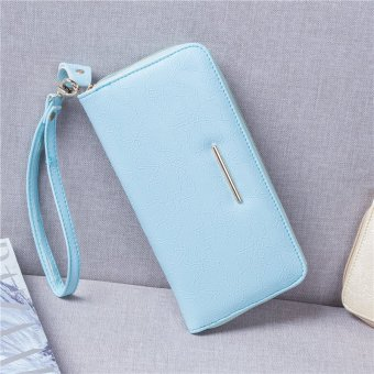 Harga Korean-style zip small purse small wallet