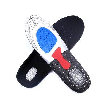 Harga Men Gel Orthotic Sport Running Insoles (EXPORT)