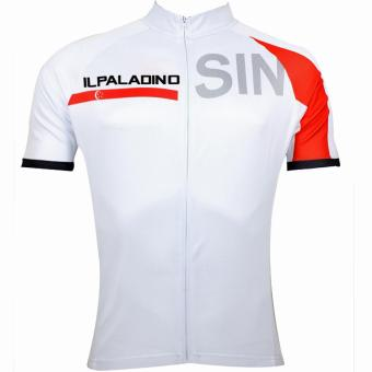 Paladin Men Summer Cycling Jersey Short Sleeve Sports Clothing