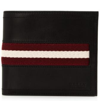 Harga Bally Tridek Wallet (Chocolate)